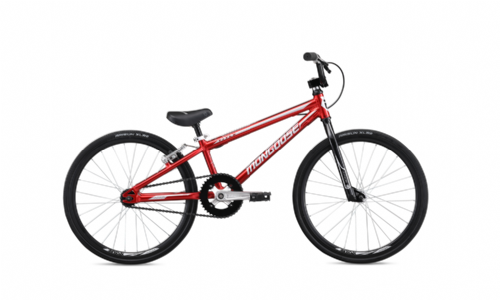 2020 Mongoose Title Junior - Red